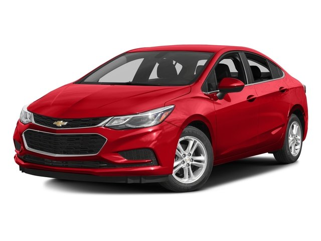 Lease a New 2017 Chevrolet Cruze LT