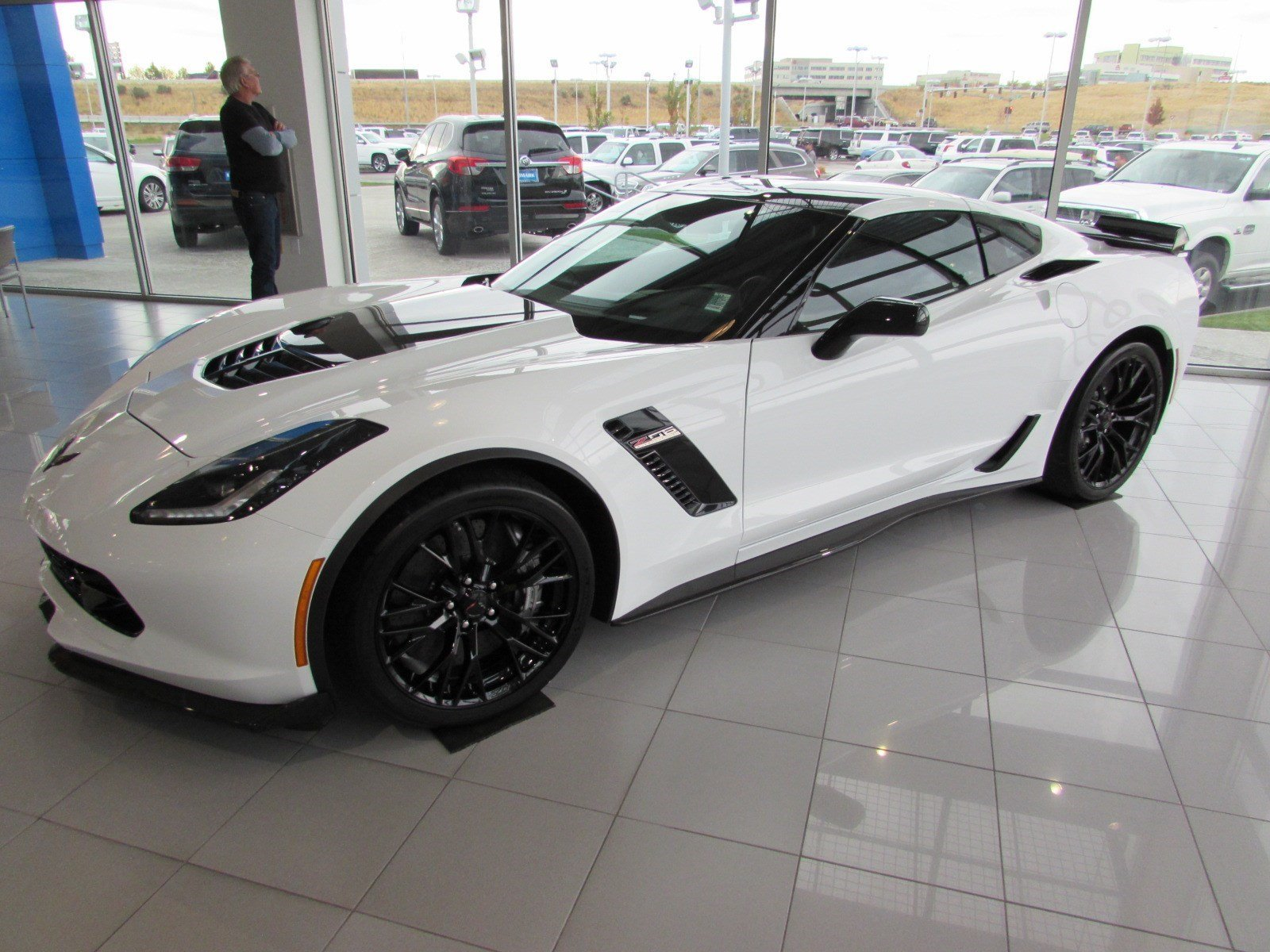 new 2017 chevrolet corvette z06 3lz in nampa 170176 kendall at the idaho center auto mall. Black Bedroom Furniture Sets. Home Design Ideas