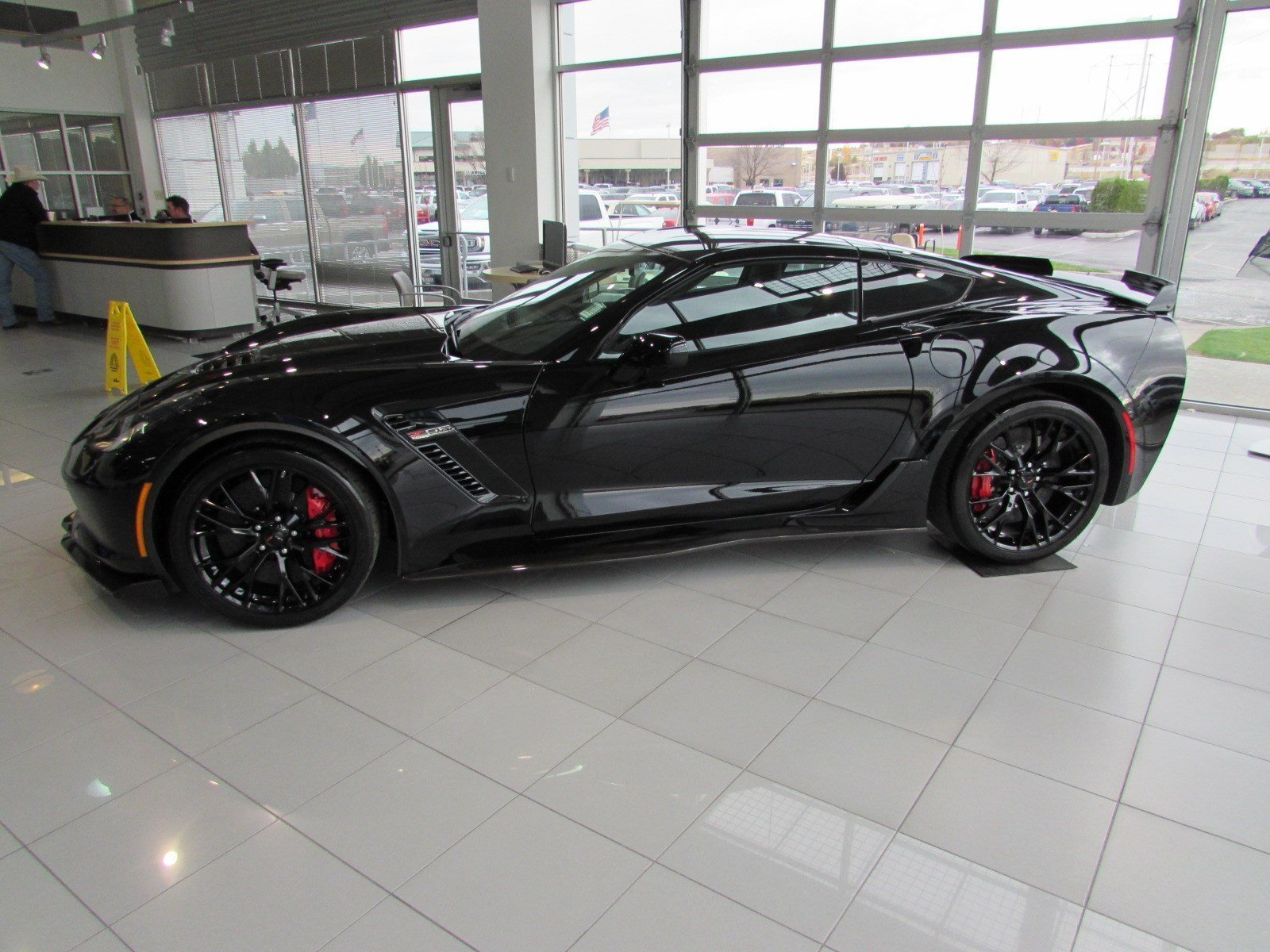 new 2017 chevrolet corvette z06 3lz in nampa 170177 kendall at the idaho center auto mall. Black Bedroom Furniture Sets. Home Design Ideas