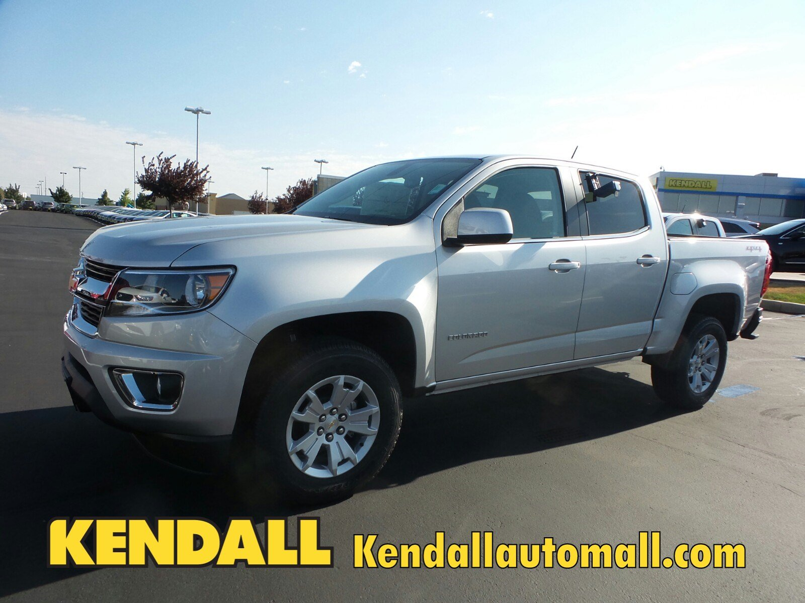 Lease a New 2017 Chevrolet Colorado Crew LT