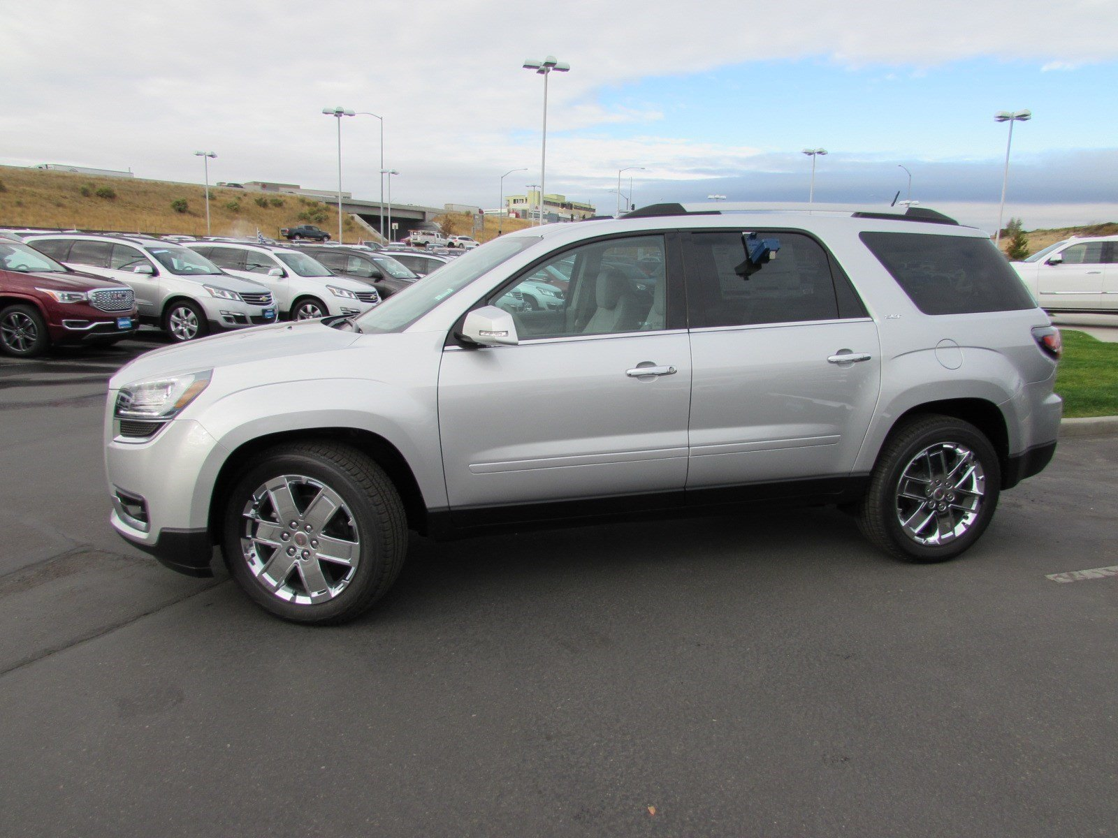 new 2017 gmc acadia limited limited in nampa 470057 kendall at the idaho center auto mall. Black Bedroom Furniture Sets. Home Design Ideas