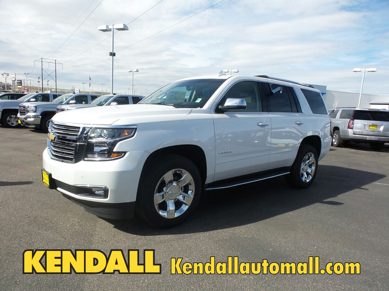 new 2017 chevrolet tahoe premier 4wd in nampa 170629 kendall at the idaho center auto mall. Black Bedroom Furniture Sets. Home Design Ideas