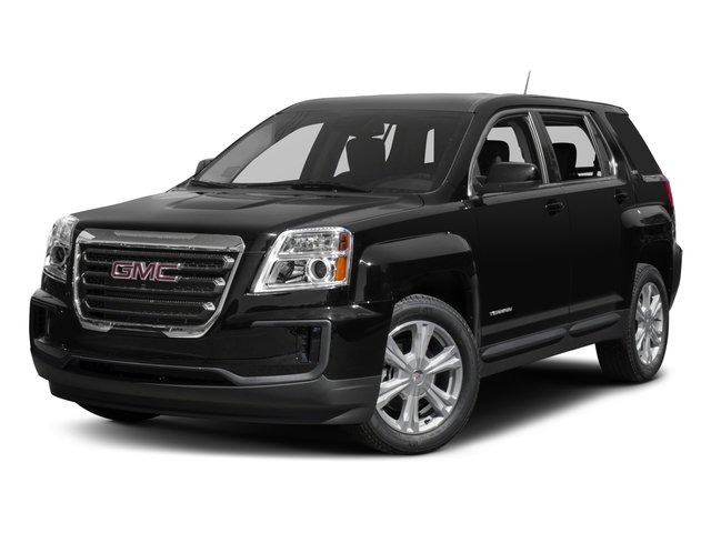 Lease a New 2017 GMC Terrain SLE FWD