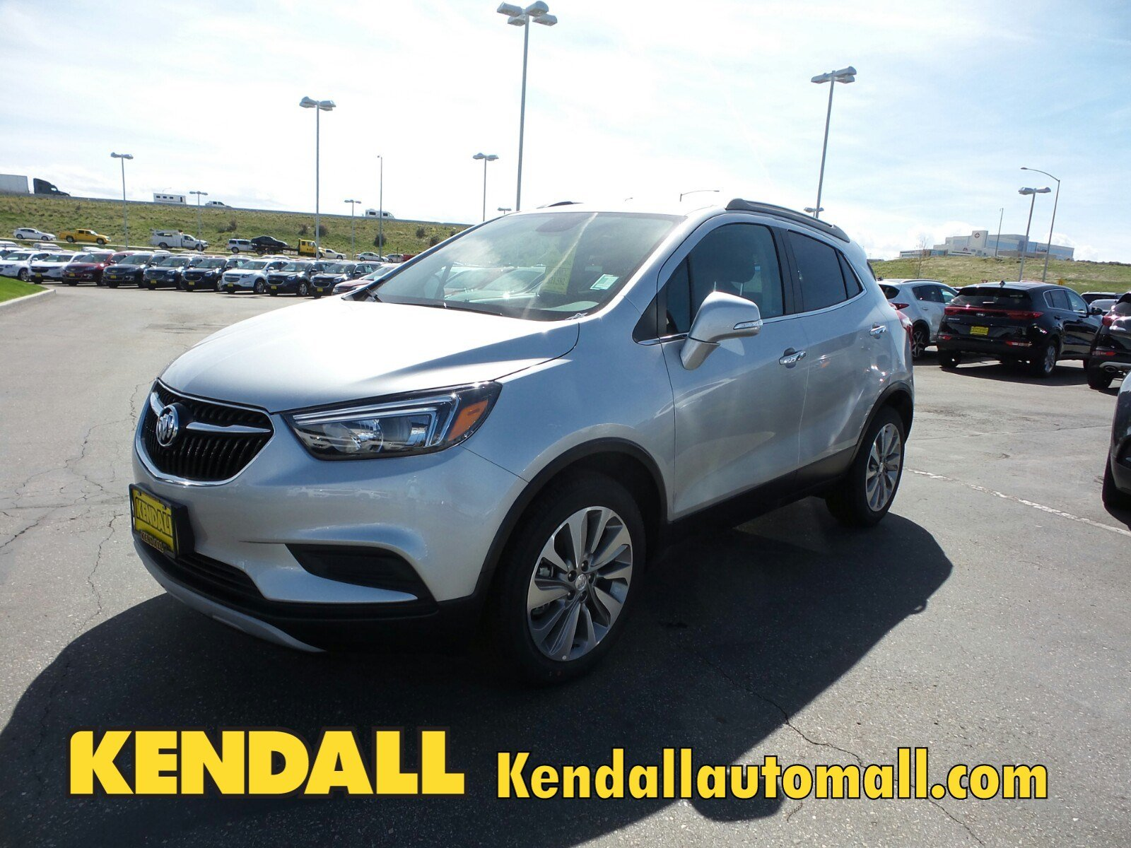 new 2017 buick encore preferred fwd in nampa 67038 kendall at the idaho center auto mall. Black Bedroom Furniture Sets. Home Design Ideas