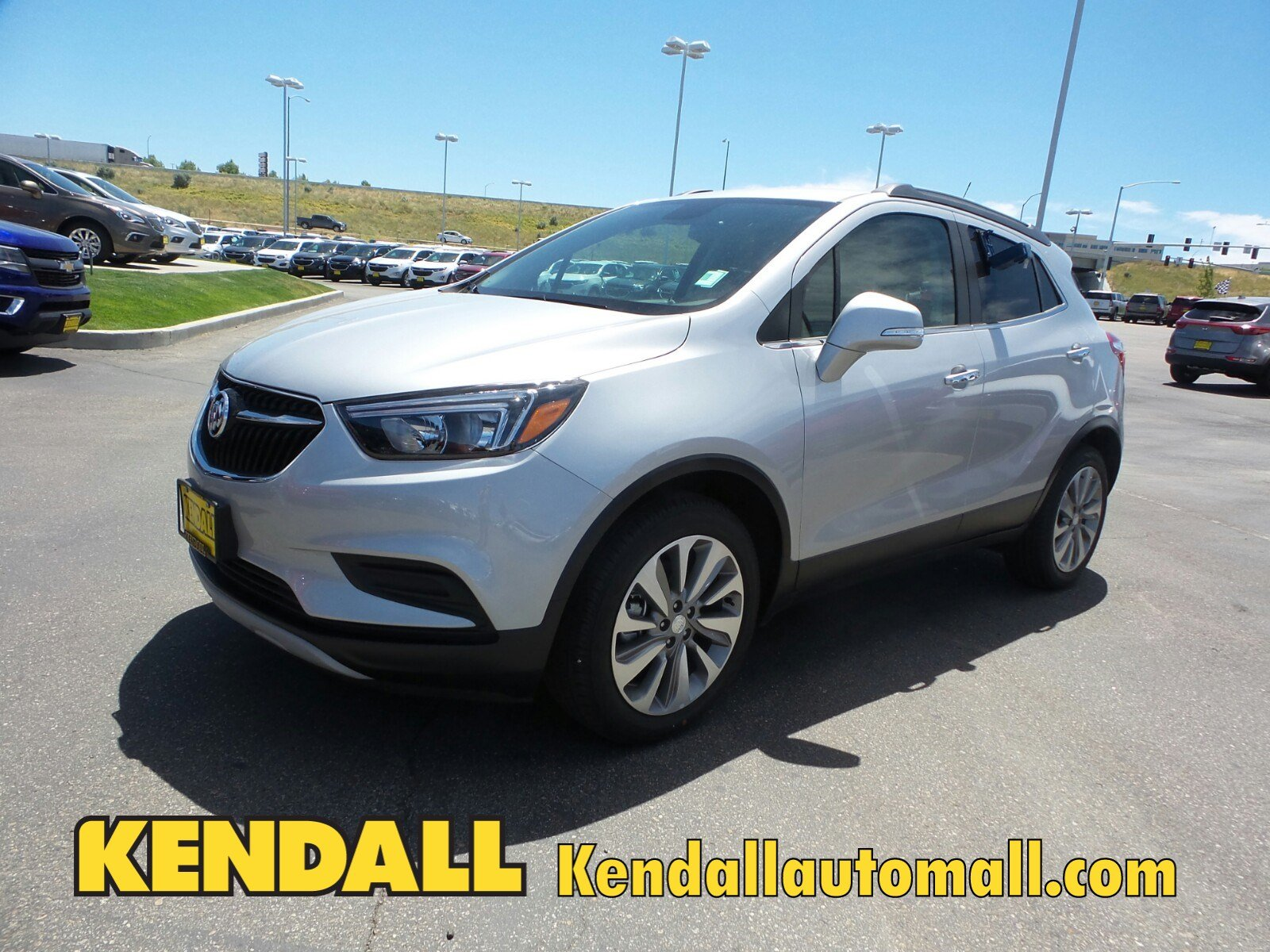 Lease a New 2017 Buick Encore FWD