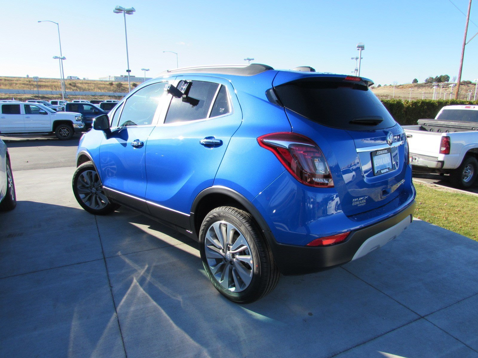 new 2017 buick encore preferred awd in nampa 67036 edmark superstore. Black Bedroom Furniture Sets. Home Design Ideas